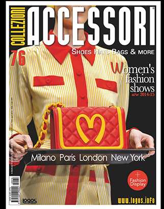 LYA LYA featured in 'Collezioni Accessori' #76 Italy